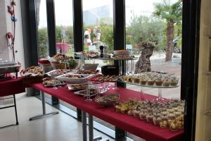 Mediterranes Grillbuffet  Deckers Catering Die