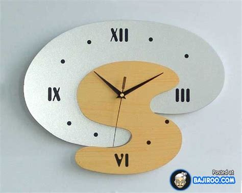 65 Best Diy Wall Clocks--examples Images On Pinterest