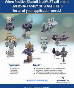 Emerson 299h Series Pressure Reducing Regulators Data Sheet