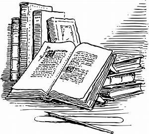 Books Clip Art at Clker.com - vector clip art online ...