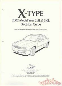 Jaguar X Type Workshop Manual