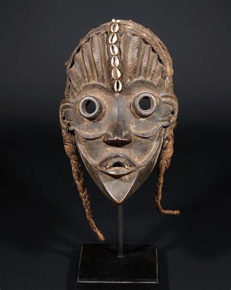 Masque africain Dan - Africouleur