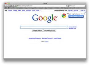 Google Search Website Homepage Google