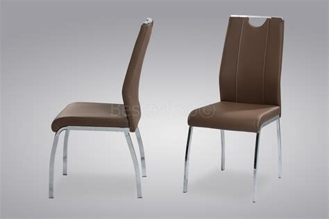 chaises de table chaise de table a manger en cuir ciabiz com