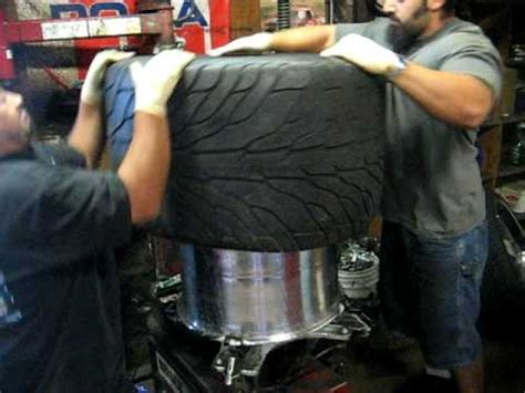tire install mickey thompson xx    intro