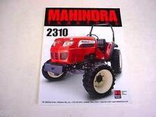 Used Mahindra Tractor