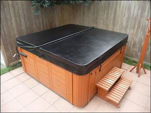 Electric Hot Tub Cover Lift
