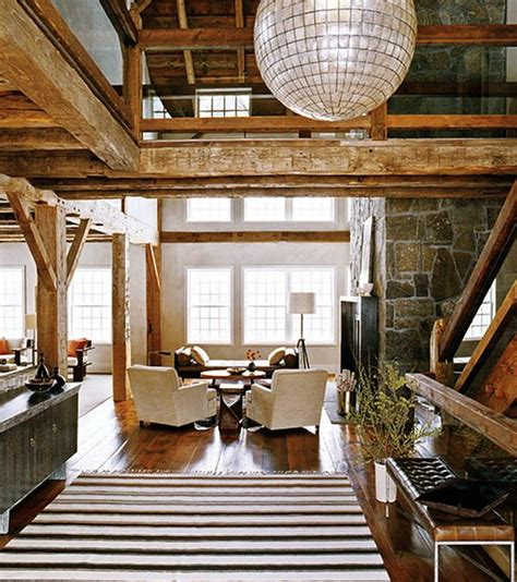 Interior Barn Designs by The Barn Rustic Barn Inspired Interior Design