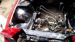 Nissan 240sx Engine Bay  S13 Ka24det