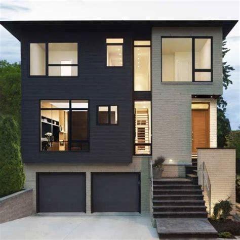 warna cat rumah minimalis mewah  menawan