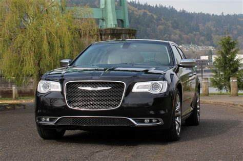 2019 Chrysler 300c Platinum  Efficient Family Car