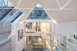 Modern Artist39s Studio Terrace House In Chelsea