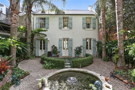 adobe house plans with courtyard mardis gras never ends in these 10 colonial homes
