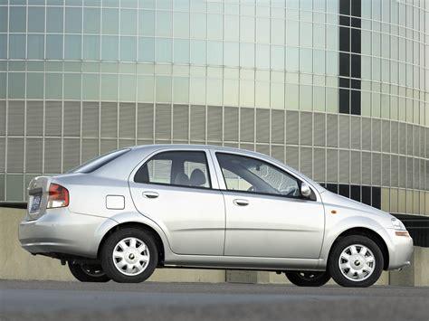 Chevrolet Aveokalos Sedan 2004 2005 2006 Autoevolution