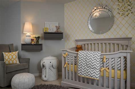 21 Gorgeous Gray Nursery Ideas