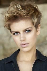 Coupe Courte Tendance 2019 : d couvrez toutes les tendances coiffure 2018 en 2019 coupe courte hair cuts short hair cuts ~ Dallasstarsshop.com Idées de Décoration