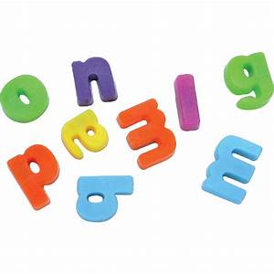 Mini magnetic letters educational party bag fillers for Mini magnetic letters