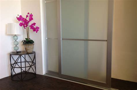 white sliding doors sliding closet doors acrylic glass