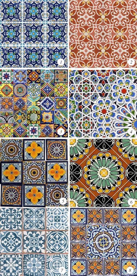 moroccan tile backsplash   decorative