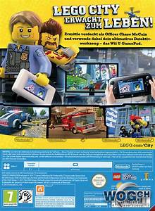 Lego City Undercover Wii U U2022 World Of Games