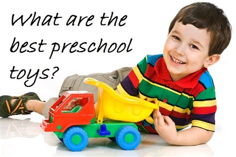 what are the best preschool toys tictacteach 722 | What are the best preschool toys