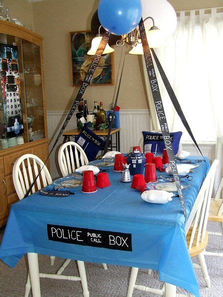 doctor  party ideas images  pinterest