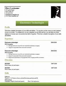 template 961 to 967 free cv template dot org With curriculum vitae template word