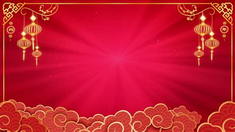 chinese  year greeting background stock footage video
