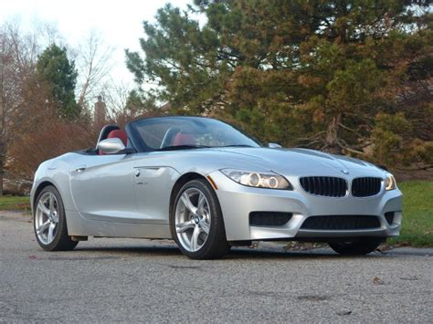 Bmw Z4 Front Quarter 3  The Truth About Cars
