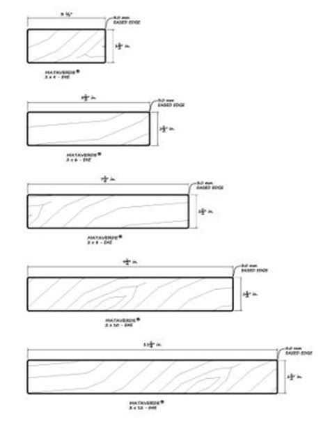 architectural details specifications wood decking and screen