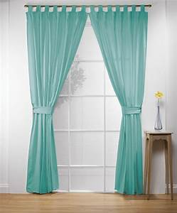 Embrasse Rideau Originale : rideau turquoise en 33 id es exotiques pour chaque pi ce ~ Teatrodelosmanantiales.com Idées de Décoration