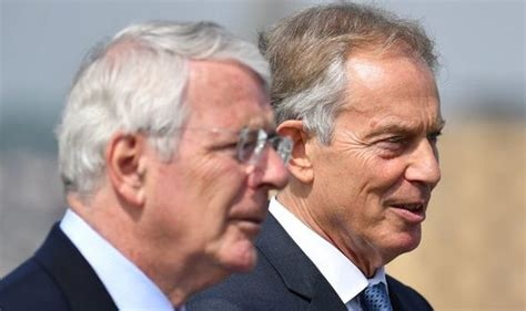 Brexit news: Blair and Major spark backlash 'Reminding ...
