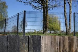 Retenue De Terre Pas Cher Retenue De Terre Bois Mur De