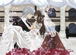 17 Best images about Geeky Anime | Vampire knight, Zero ...