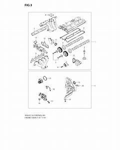 Engine Gasket Set For  Forenza Rq420