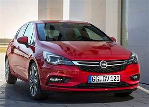 Opel Astra Hatchback 2017 1.6L in UAE: New Car Prices ...