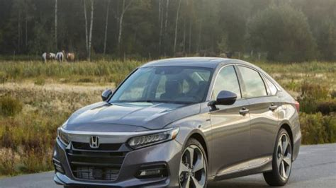 60 Times Honda by News 2018 Honda Accord 0 60 Time 0 100