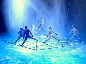 Cirque Du Soleil O Seating Chart O オー シルク ドゥ ソレイユ ラスベガス All About