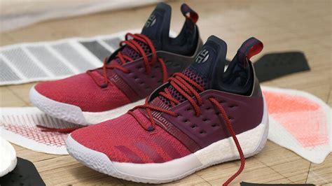 james hardens sneakers  fueled  mvp season