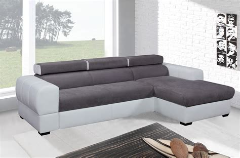 canapé d angle gauche relaxima tresor canape d angle convertible gauche ou