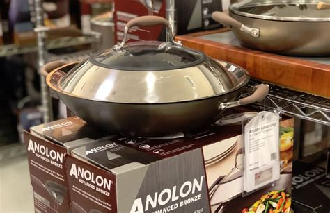 anolon cookware macy they hip2save 30th hop select september through