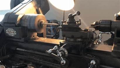 Pencil Mechanical Lathe Mark Brass Grandfather Hemingway
