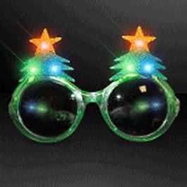 led christmas tree glasses christmas gift magic matt s