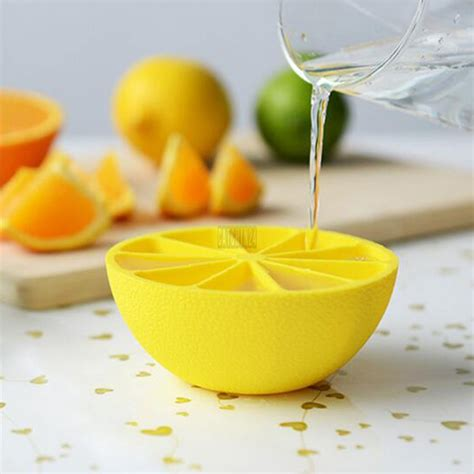 lemon shaped ice tray buy unique gifts  quirky