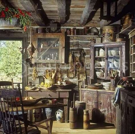 extreme primitive love  rustic house rustic cabin cabin interiors