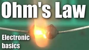 Ohm U0026 39 S Law Explained