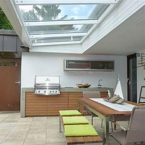 Outdoor Küche Beton : 124 besten inspiration outdoork che bilder auf pinterest ~ Michelbontemps.com Haus und Dekorationen