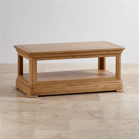 solid oak coffee table canterbury coffee table natural solid oak oak