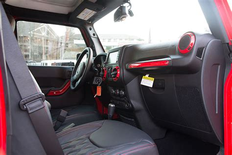 jeep red interior 2016 jeep wrangler unlimited firecracker red