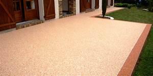 Sol Pour Terrasse : resine pour sol exterieur terrasse wasuk ~ Edinachiropracticcenter.com Idées de Décoration